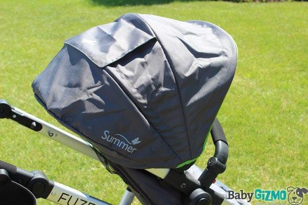 fuzecanopy Summer Infant Fuze Stroller Video Review