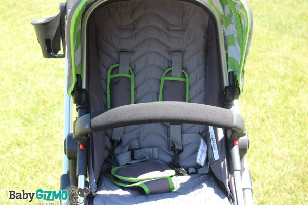 Summer Infant Fuze Stroller Video Review