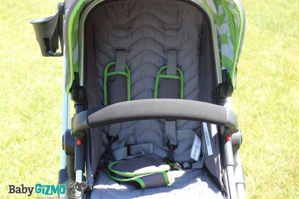 fuzeseat Summer Infant Fuze Stroller Video Review