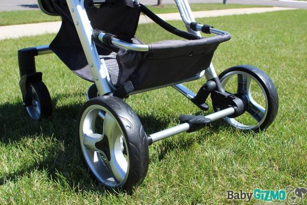 fuzewheels Summer Infant Fuze Stroller Video Review