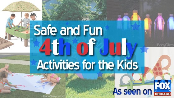 Fun and Safe 4th of July Activities for Kids