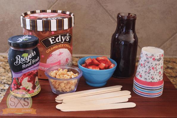 ice cream ingredients