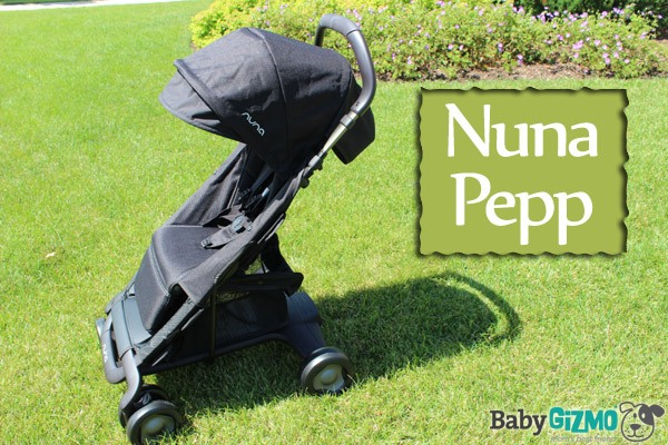 Nuna Pepp Stroller Video Review