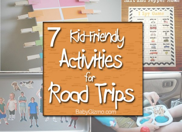 7 Kid-Friendly Activities For Road Trips