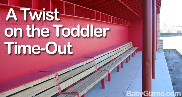 A Twist on the Toddler Timeout