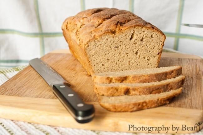 vegan potato bread