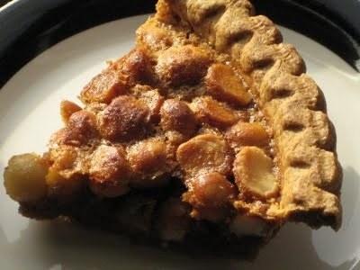 macadamia nut recipe - pie