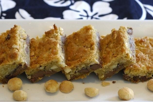 macadamia nut recipes bars