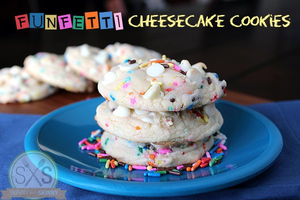 How to Make Funfetti Cheesecake Cookies with Chef Sawyer