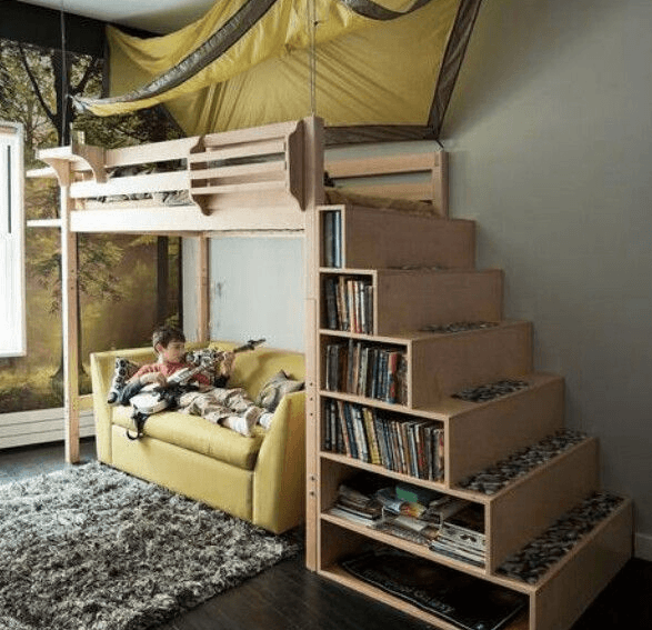 buildable bed