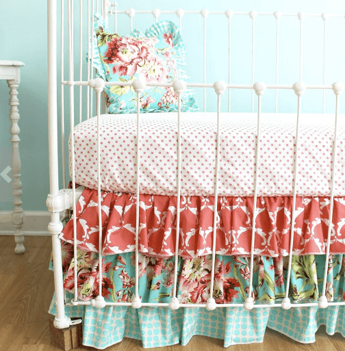 15 Great Baby Bedding Ideas