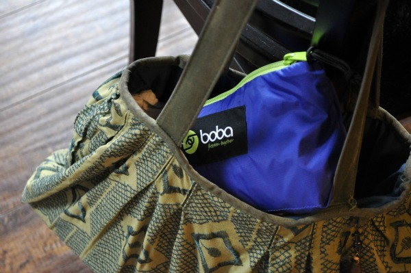 Packing Light? Don't Forget the BobaAir!