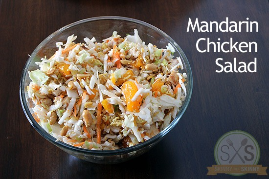 Easy Mandarin Chicken Salad Recipe