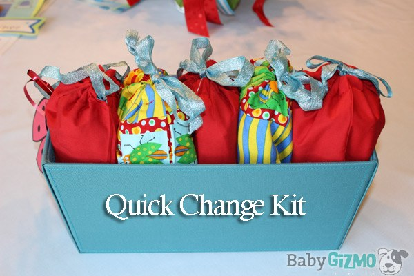 quick change kit