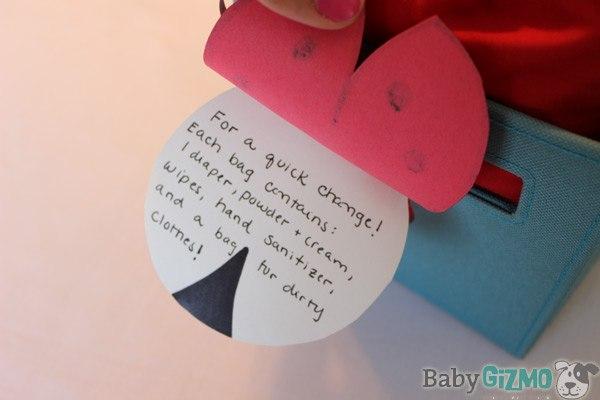 quickchangekit2 Baby Shower Gift Idea: Quick Change Kit