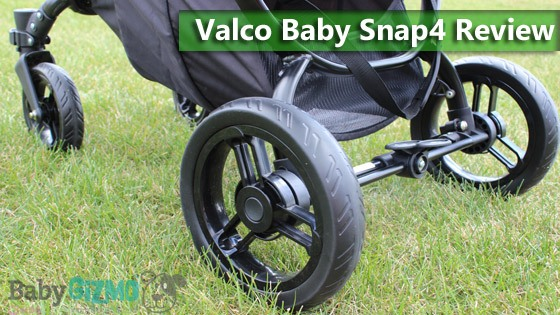Valco Baby Snap 4 Stroller Video Review