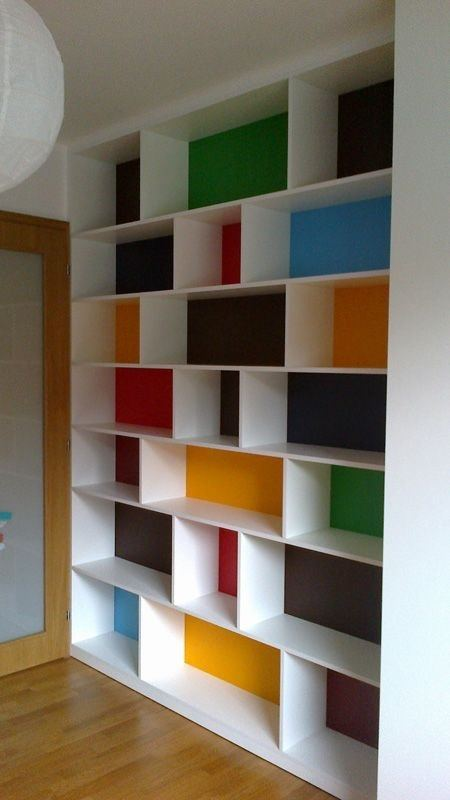 15 fun kids playroom ideas from pinterest - Funny playroom with colorfull wall paint idea ...