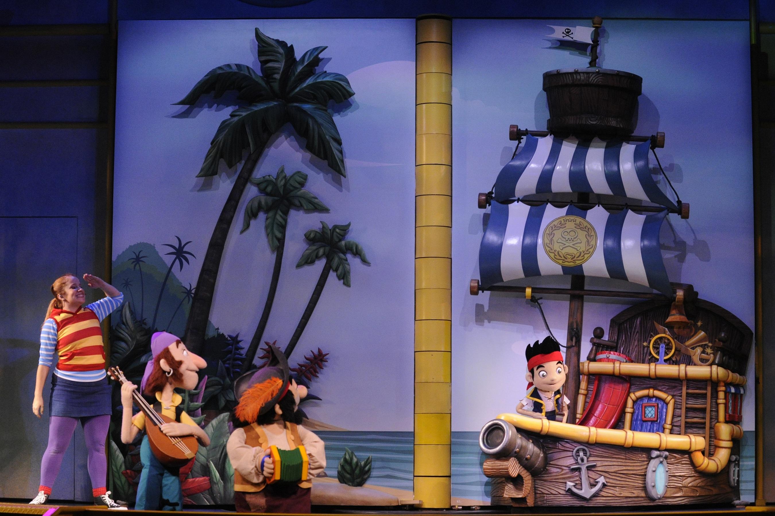 Disney Junior Live on Stage at Disney California Adventure