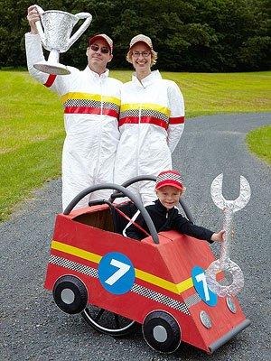 Race car team