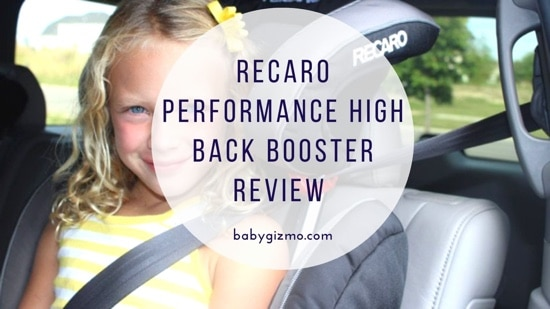 Recaro Performance High Back Booster Review (VIDEO)