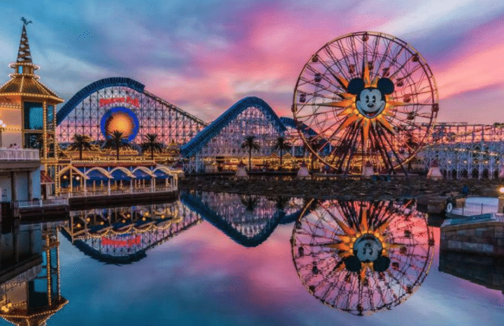 Disney California Adventure with Small Children TRAVEL GUIDE