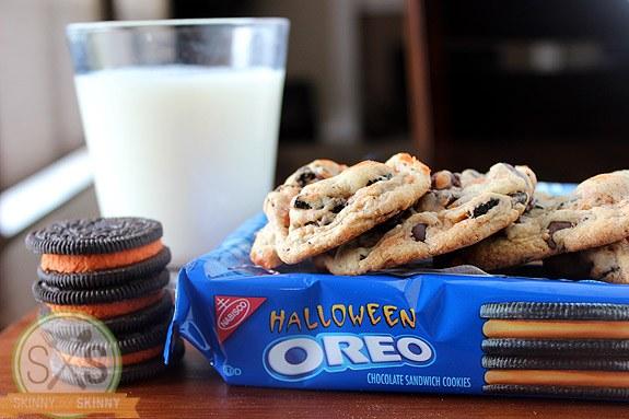 Oreo Pudding Cookies