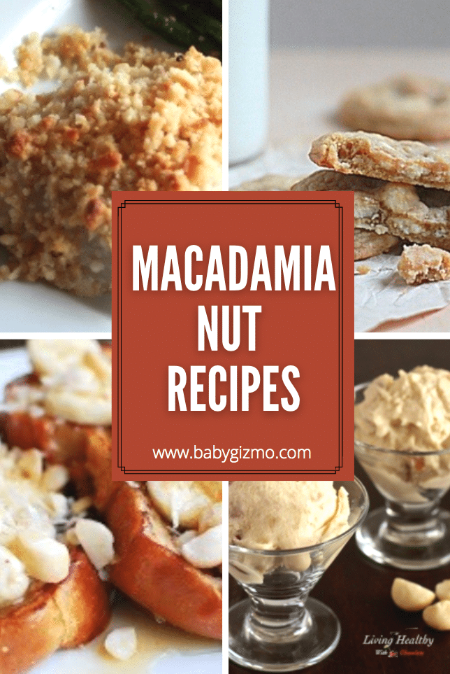 15 Macadamia Nut Recipes