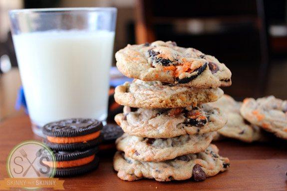 Oreo Pudding Cookies
