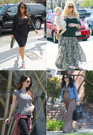 7 Celebrity Pregnancy Confessions