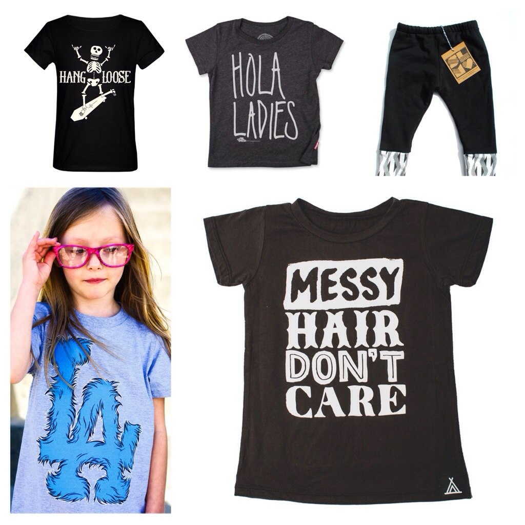 Support Small Business: 20 Rad, Up And Coming Kids Clothing Brands