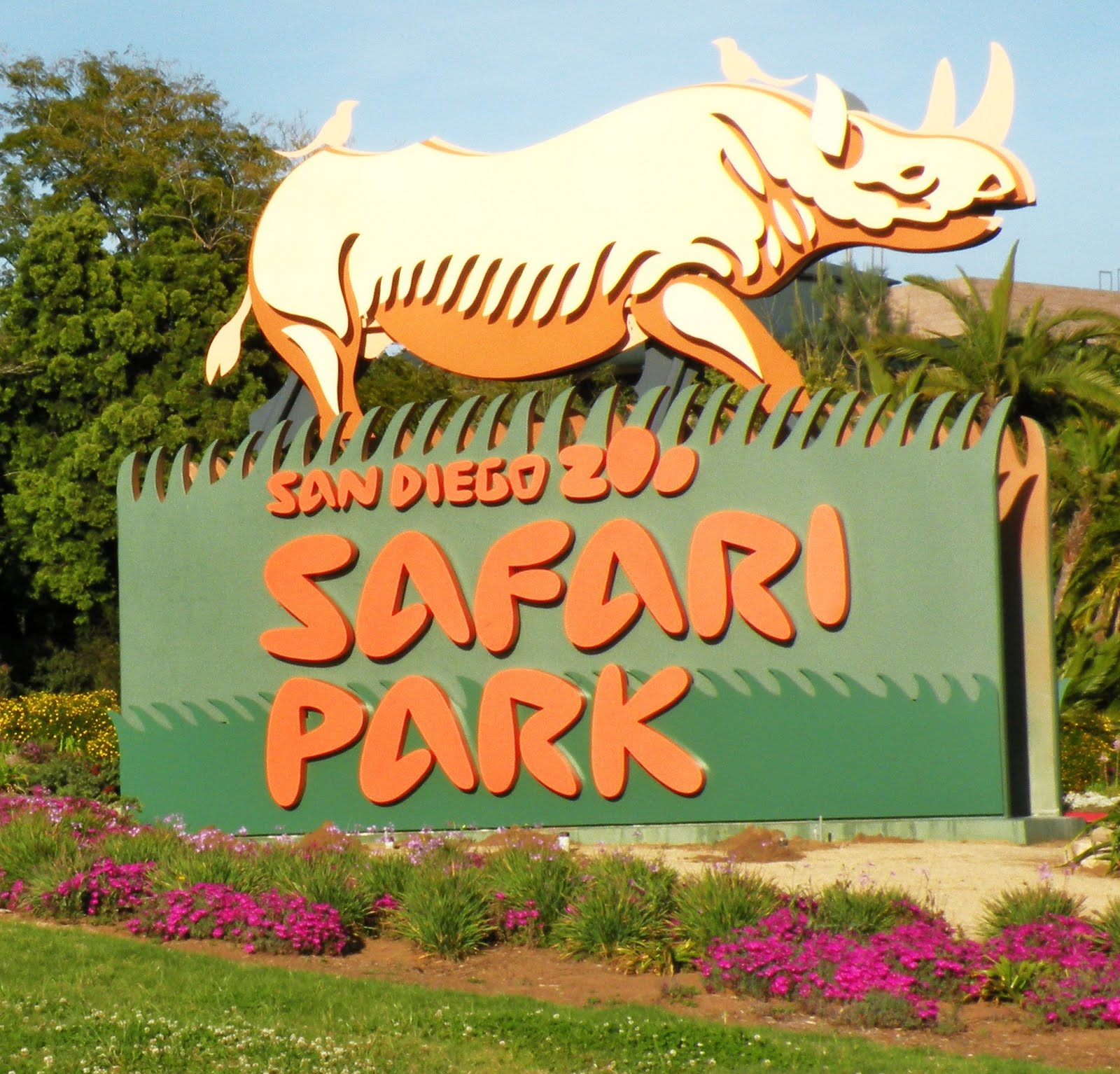 Travel Review: San Diego Zoo Safari Park