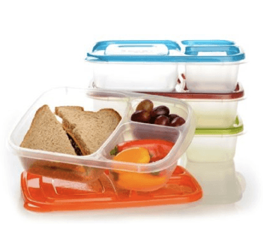 Bento Containers For Your Little One