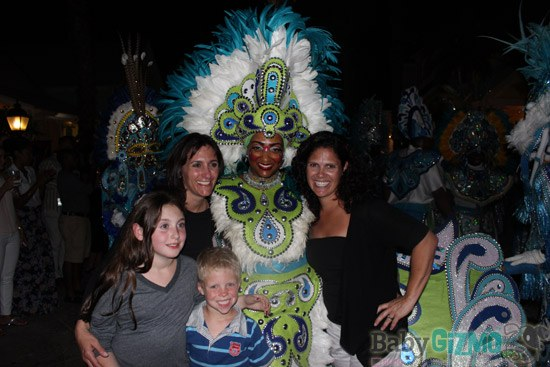 Bahamas parade