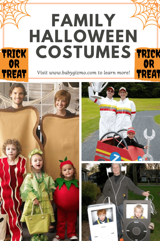 costumes for families