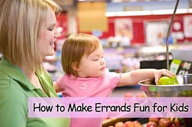 Errands for Kids