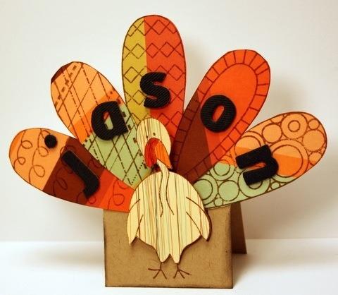 paper turkeys