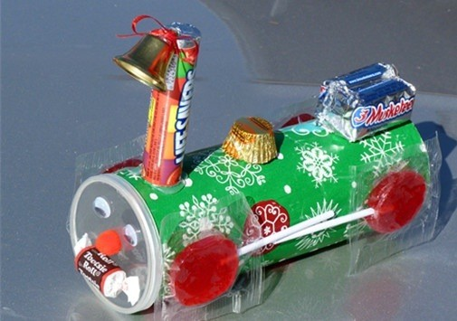 candy trains
