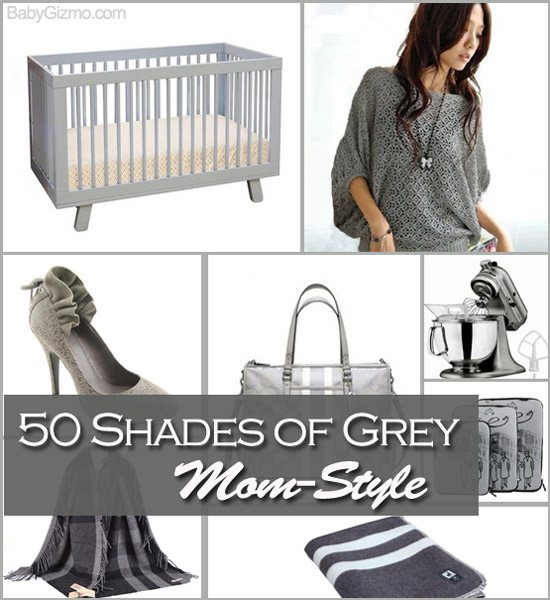 50 Shades of Grey Mom-Style