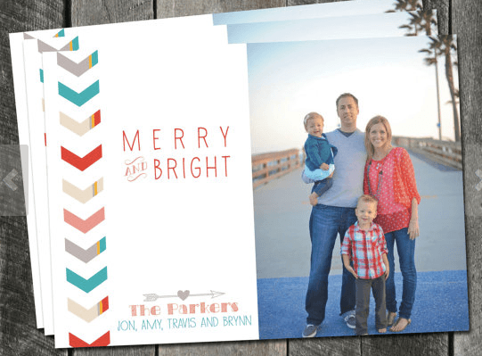Time To Order Christmas Cards!