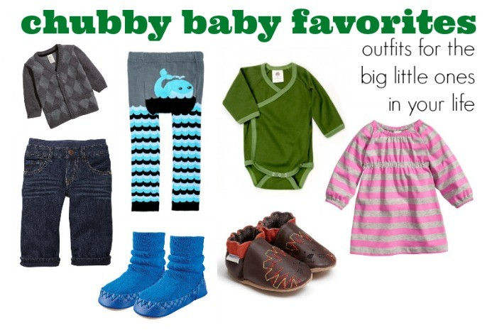 chubby baby favorites