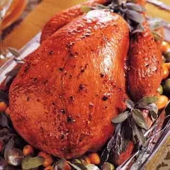 Citrus-Glazed Turkey