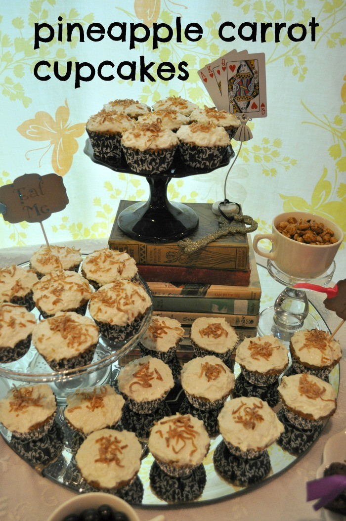 First Birthday Dessert | A Healthy Cupcake