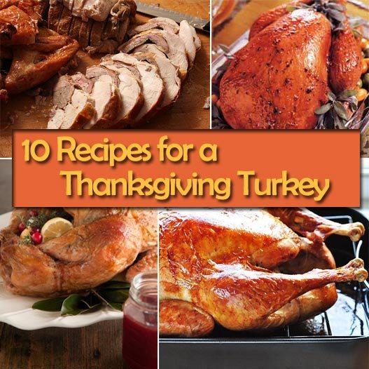 How to Make a Turkey