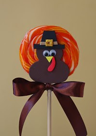 turkey lollipop