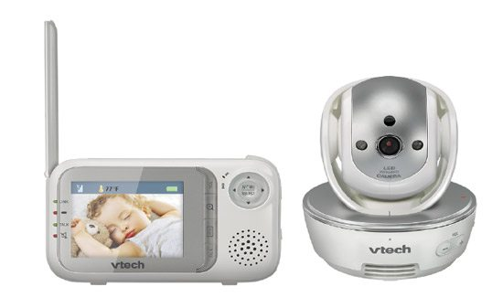 VTech Safe & Sound Video Monitor Review (VIDEO)
