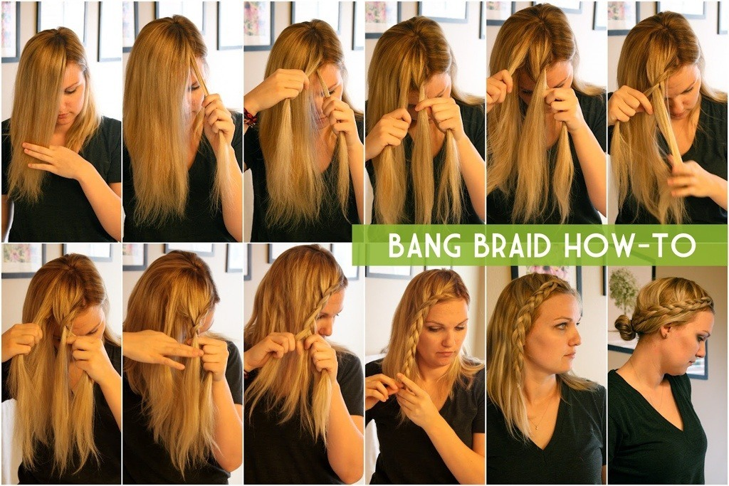 bang braid