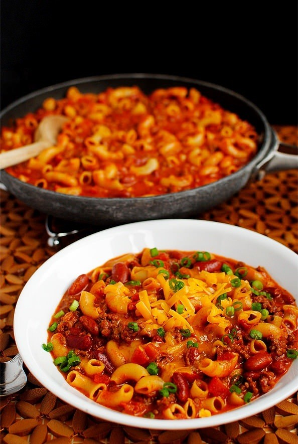skillet chili