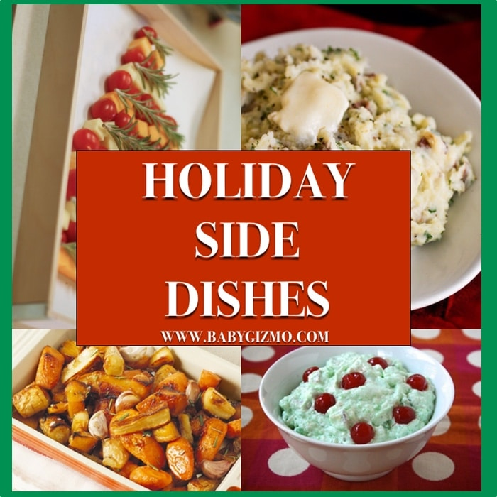 Christmas Dinner Side Dishes