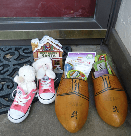 A New Tradition on December 6th, St. Nicholas Day