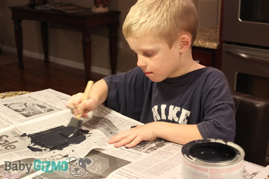 DIY Chalkboard Coasters